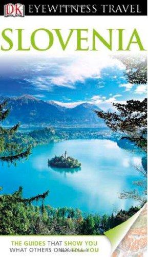 Dk Eyewitness Travel Guide: Slovenia front-243872