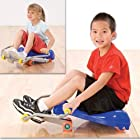 Sports Scooter Riding - Roller Racer - Blue Sport by MasonCorporation