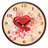 Wall Clocks - Printland Love Wall Clock