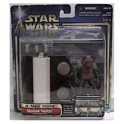 Star Wars A New Hope Momaw Nadon with Cantina Bar Section by Hasbro by Hasbro online kaufen