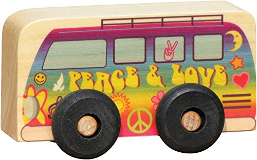 Scoot - Peace Van - Made in USA