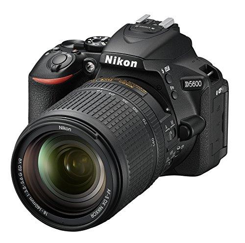 Nikon d5600Reflex digitale 24,2Mpix Nero