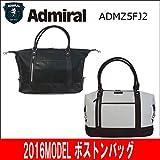 アドミラル Admiral(アドミラル) 合皮ゴルフボストンバック (メンズゴルフバッグ) ADMZ5FJ2 ブラック【2015年モデル】 ブラック 【Mens】