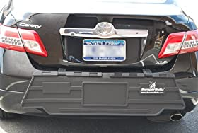 BLACK EDITION Bumper Bully - Bumper Protector - Rear Bumper Protection