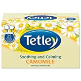 Tetley Tea Bags Camomile Smile Individually Wrapped Ref A06677 [Pack 25]