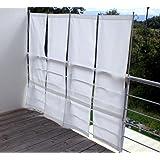 suchergebnis auf f r balkon sonnenschutz sonnensegel sichtschutz windschutz. Black Bedroom Furniture Sets. Home Design Ideas