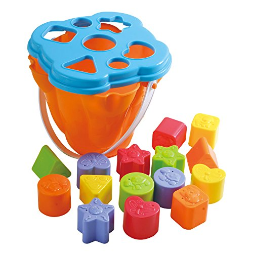 PlayGo Shape Sorting Activity Center (15-Piece)