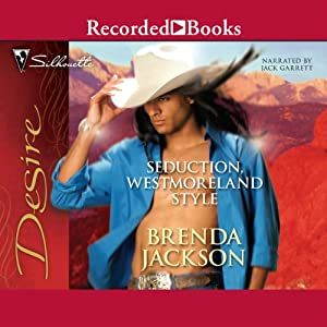 Seduction, Westmoreland Style Audiobook