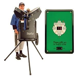 Buy Sports Tutor Triple Play Pitching Machine (baseball) Sold Per EACH by Sports Tutor