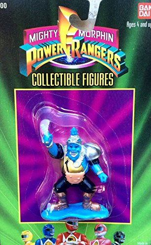 "Mighty Morphin Power Rangers 3"" Evil Space Alien Squatt 1993"