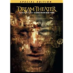 Dream Theater : Metropolis 2000, Scenes From New York - DVD