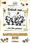 Bastelkalender sheepworld 2015