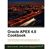 "Oracle Apex 4.0 Cookbookvon ""M. van Zoest"""