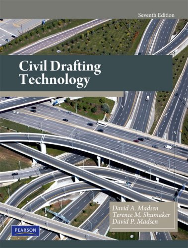 Civil Drafting Technology (7th Edition)