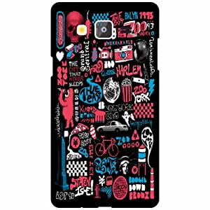 Printland Phone Cover For Samsung Galaxy On5