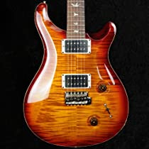 PRS Custom 22 Dark Cherry Sunburst - 2013 - 57/08's - Pattern