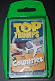 New Top Trumps card game - Countries of the world