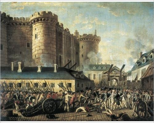 The Storming of the Bastille (July 14)