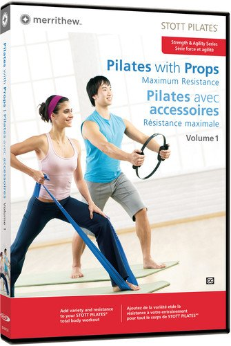DVD : Pilates With Props: Volume 1 (Dubbed)