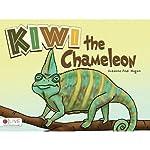 Kiwi the Chameleon | Suzanne Fedi Hagan
