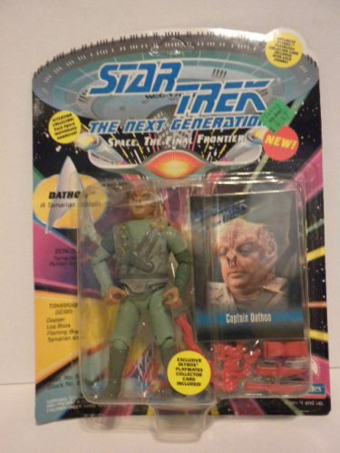 Star Trek The Next Generation Captain Dathon 4 Inch Action Figure
