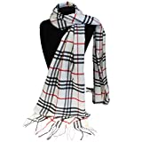 Men in Tartan Scarf - Mr Rupert. Size: L: 180 cm; W: 31 cm; Made of Acrylic Wool.. A perfect gift - great for Birthdays, Christmas......