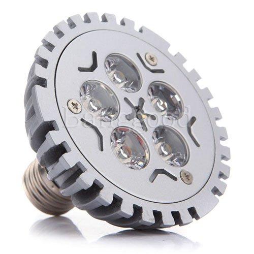 E27 R80 Warm White 5W Led Energ Saving Spotlight Downlight Light Lamp Bulb New
