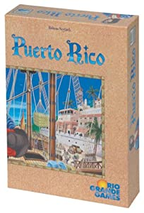 Puerto Rico 3-5 player game