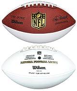 Wilson F1192 NFL Autograph Football (Roger Goodell Signature)