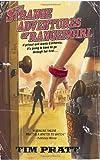 The Strange Adventures of Rangergirl (Bantam Spectra Book)