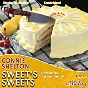 Sweet's Sweets: Samantha Sweet Series, Book 2 | [Connie Shelton]