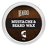 BEARDO Beard & Mustache Wax 50g by BEARDO