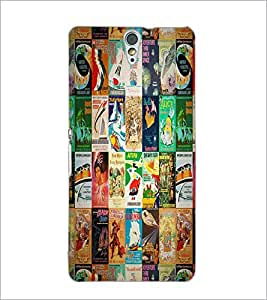 PrintDhaba Books D-2981 Back Case Cover for SONY XPERIA C5 ULTRA (Multi-Coloured)