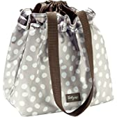 Cinch-It-Up Thermal Tote - Lotsa Dots