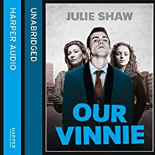 Our Vinnie: The True Story of Yorkshire's Notorious Criminal Family: Tales of the Notorious Hudson Family, Book 1 (       UNABRIDGED) by Julie Shaw Narrated by Jim Millnea