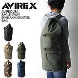 (アビレックス) AVIREX イーグル 4WAY ボンサック ボストンバッグ avx308l
