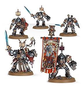 Paladin (terminator) Squad Grey Knights Warhammer 40K