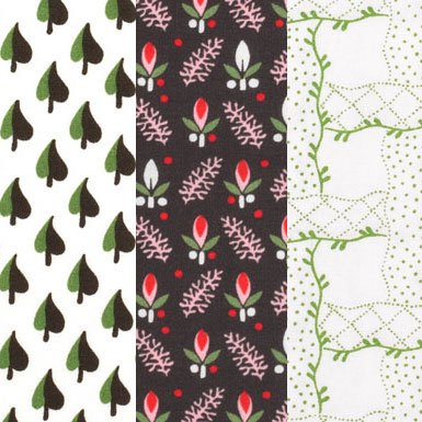V&A Quilting Fabric - <b>Pack of 3 Metres (100x150cm) (Spring Green)</b>