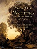 Favorite Nocturnes and Other Works for Piano (Dover Music for Piano) (0486441598) by Field, John