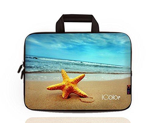 iColor 15-15.6インチ ファッション 撥水性が強い 取っ手付き オシャレなPCバッグ/PCケース/タブレットバッグ (IHB15-010)