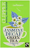Clipper Fairtrade Decaf Green Tea with Jasmine 20 Tea bags