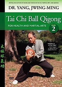 Tai Chi Ball Qigong DVD 2 (YMAA Taijiquan) chi kung