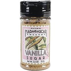Madagascar Vanilla Sugar-2.6oz