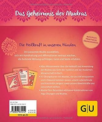Die Mudrabox: Mit Finger-Yoga entspannen, Kraft spüren und gesund werden (GU Buch plus Körper & Seele)