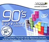 Zoom Karaoke - Nineties Superhits Box Set - 50 Songs - Triple CD+G Set Zoom Karaoke - Various Artists