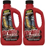 Johnson S C Inc 00117 Drano Max Clog Remover - 32 oz.(Pack of 2)