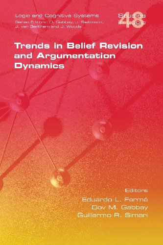 Trends in Belief Revision and Argumentation Dynamics (Studies in Logic)