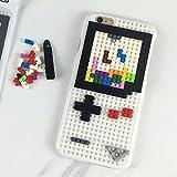 スマホケース スマホカバー iPhoneケース ゲームボーイモチーフ ブロック レゴ LEGO WHip6