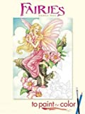 img - for Fairies to Paint or Color (Dover Art Coloring Book) book / textbook / text book