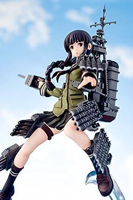 艦隊これくしょん -艦これー 北上改 (1/8スケール PVC製塗装済み完成品)